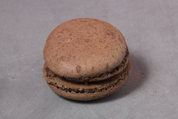 Macaron del Chocolate