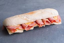 Sándwich con Matambre