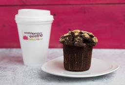 Muffin + Café Grande