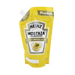 Combo 2U Mostaza Heinz X 368G
