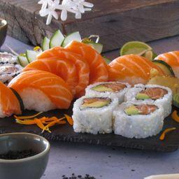 Sushi Sashimi de Salmón X 15