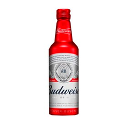 Combo 2 Unidades Cerveza Budweiserr 330 Cc Ow Aluminio
