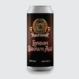 Aquitania London Brown Ale 473 ml
