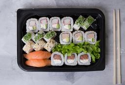 Tabla Sushi x 20