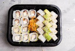 Tabla Sushi x 25
