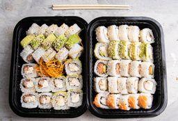 Tabla Sushi x 50