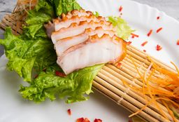 Sashimi de Pulpo x 5