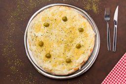 Pizza Fugazzetta con Provolone