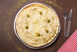 Pizza Madrileña Rellena