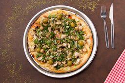 Pizza de Champiñones