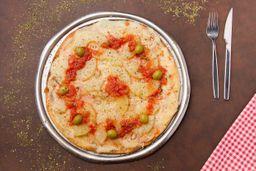 Pizza de Ananá Con Jamón