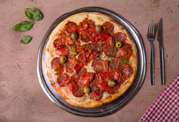 Pizza Cantimpalo