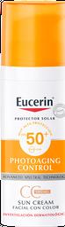 Eucerin Sun Cc Cream Fps 50 X 50 Ml.