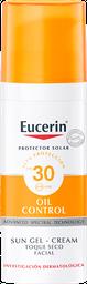 Eucerin Sun Facial Toque Seco Fps 30 X 50 Ml