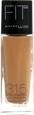 Base De Maquillaje Maybelline Fit Me 315 Soft Honey X 30Ml