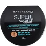 Polvo Compacto Maybelline Super Natural Matificante 310 X12G