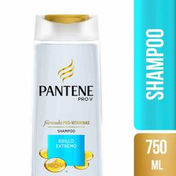Pantene Pro-V Brillo Extremo Shampoo 750ml