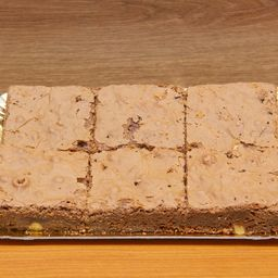 Cuadrado de Brownie X 6