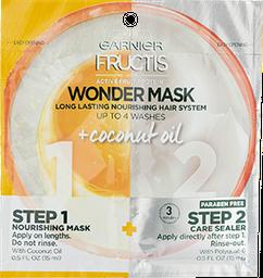 Mascara Fructis Coco 2 Pasos