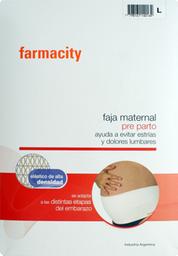 Faja Maternal Fty Neo Nat Talle L