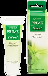 Gel Sensual Prime Natural 22 Grs