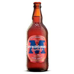 Cerveza Otro Mundo Roja Artesanal 500 mL