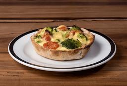 Tarta de Puerro & Brócoli