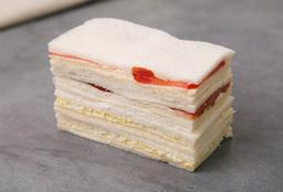Docena de Sándwiches de Miga Triple