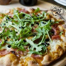 Pizza de Rúcula & Provolone
