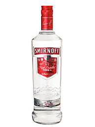 Vodka Smirnoff 700 mL