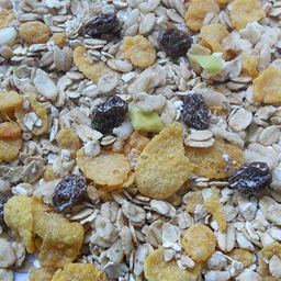 Granola Cereal Mix - 500Gr