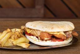 Sándwich Fried Chicken