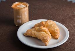 Combo 2 Medialunas & Café