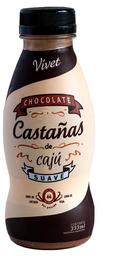 Leche de Castañas Sabor Chocolate Cremosa