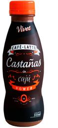 Leche de Castañas Cafe Latte Power