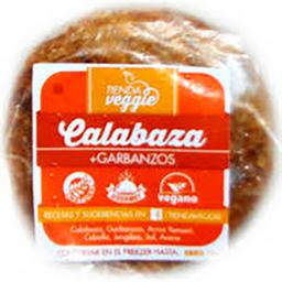 Hamburguesa de Calabaza