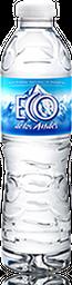 Agua Eco de los Andes sin Gas 500 ML
