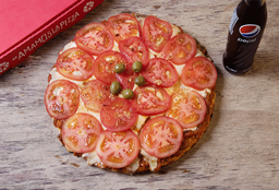 Pizza Napo & Bebida