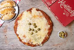 Mozza + 6 Empanadas + Bebida