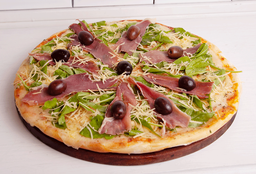Pizza Prosciutto, Crudo y Rúcula