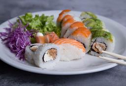 Tabla Sushi Premium 15 Piezas