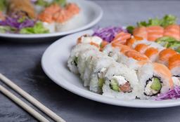 Tabla Sushi 45 Piezas