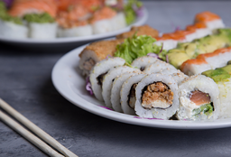 Tabla Sushi 60 Piezas