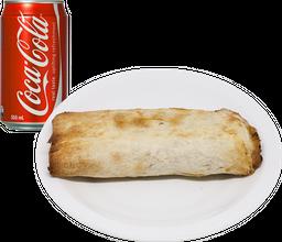 1 Burrito + Gaseosa
