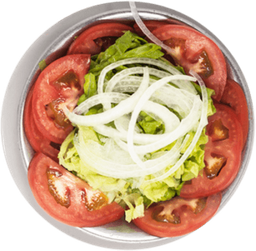 Ensalada Lechuga y Tomate