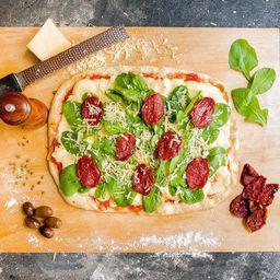 Pizza de Autor Integral Parma XL