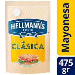 Mayonesa Doypack Hellmann'S 475 Gr