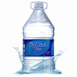 Agua Mineral Lagoa 6.5 L