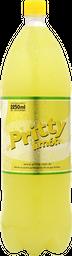 Gaseosa Pritty Limón Sabor Limón Pet X 2250 Ml