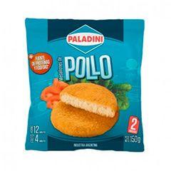 Medallones De Pollo Flowpack Paladini 2 Un 150 Gr